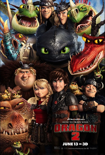 HTTYD2 PosterB