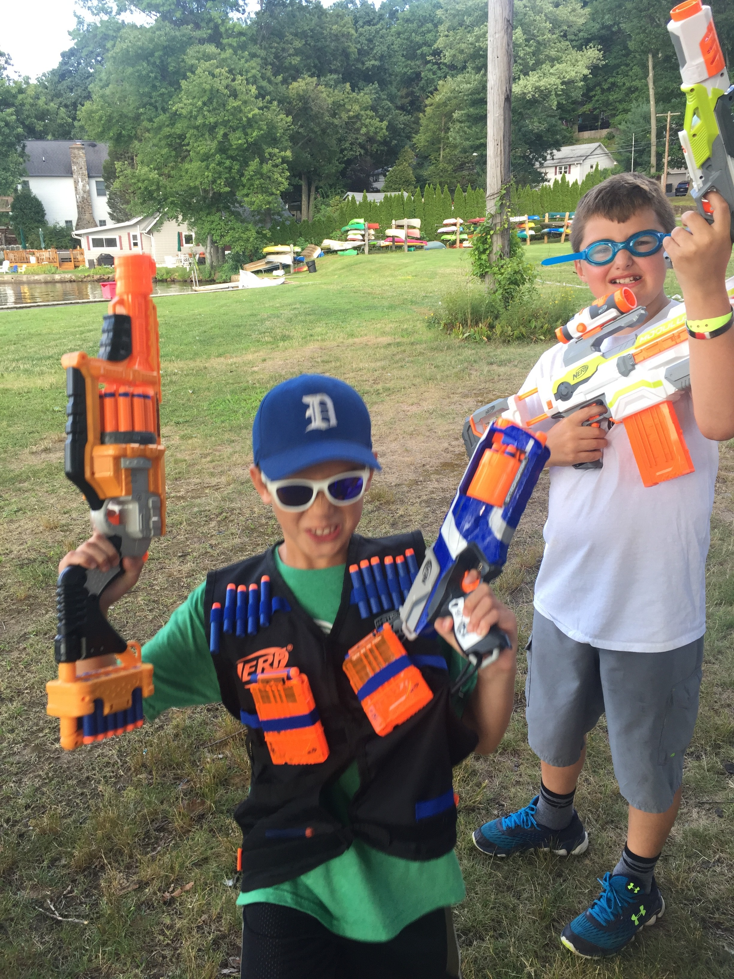 The Summer of Nerf