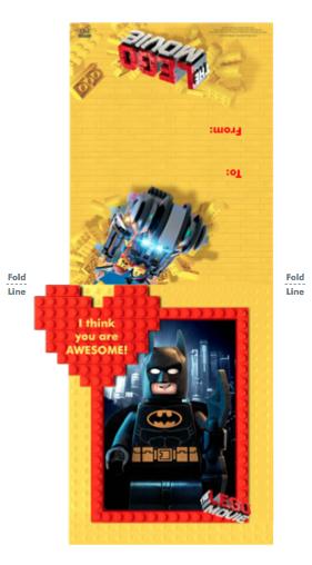 LegoMoviePrintable