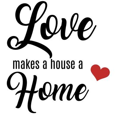 LoveMakesahousea home