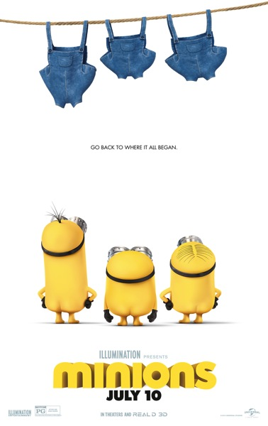 Minions Poster2