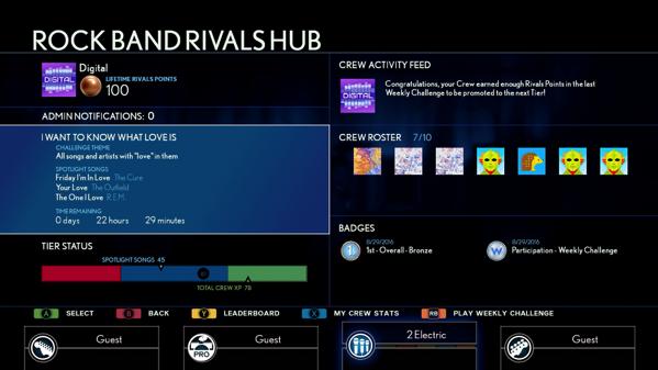 RivalsHub