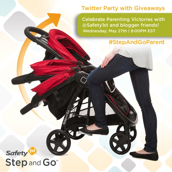 Safety1st StepAndGo Twitter Party FB 527