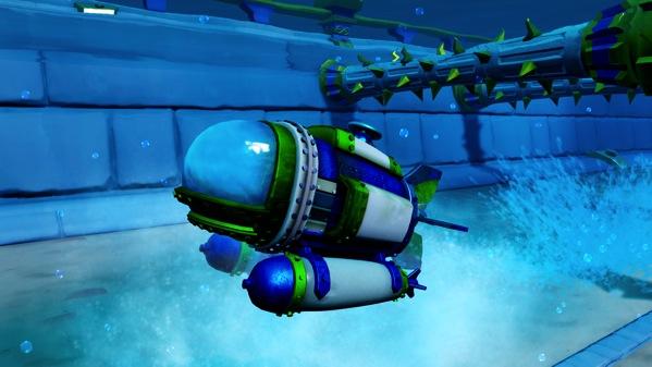 Skylanders SuperChargers Dive Bomber 1