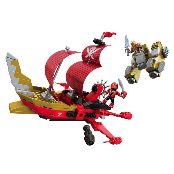 NKT Super Megaforce Sky Ship