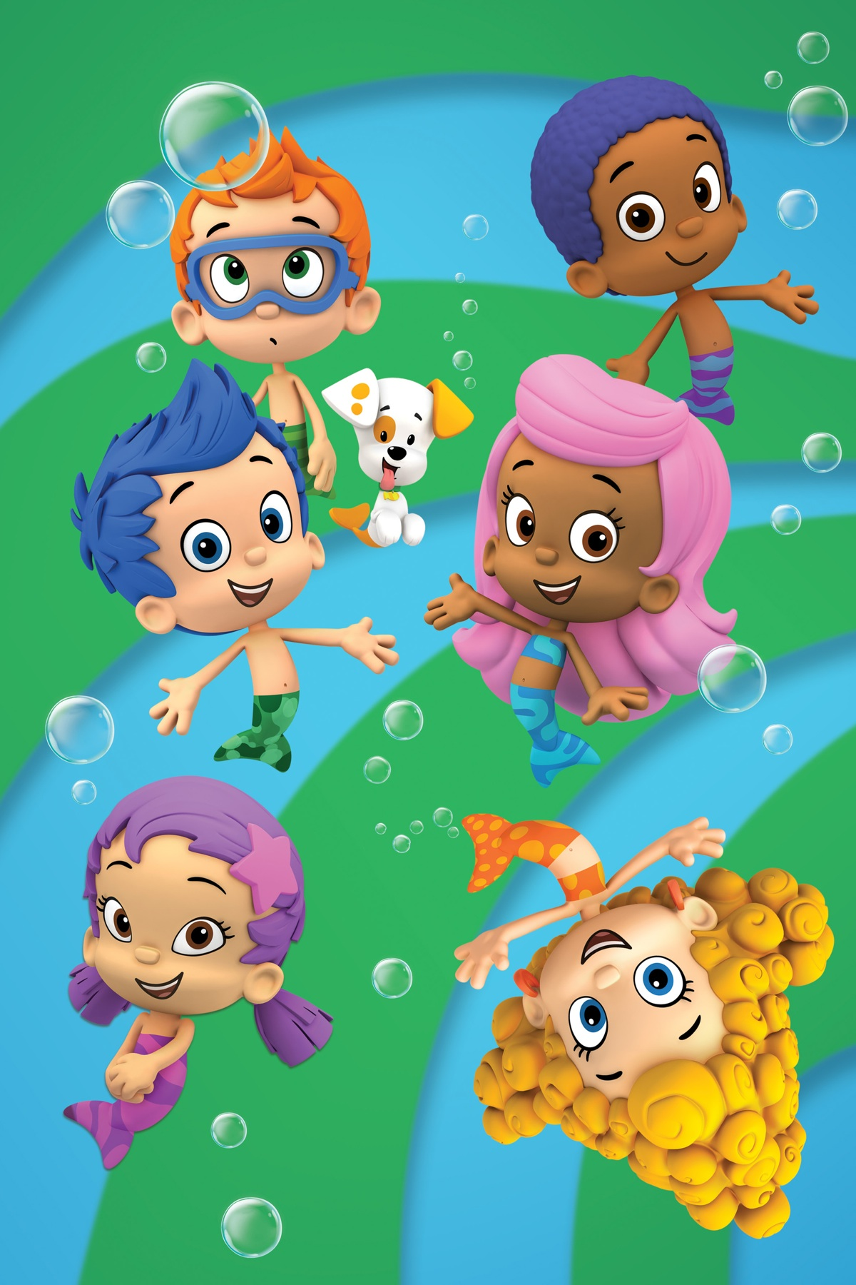Bubble Guppies Wallpaper