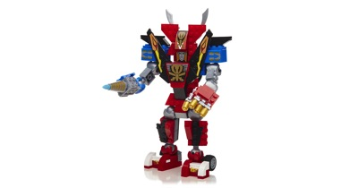 Megabloks ultimate legendary megazord 5665 7134