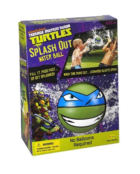 Splash OUt Ball
