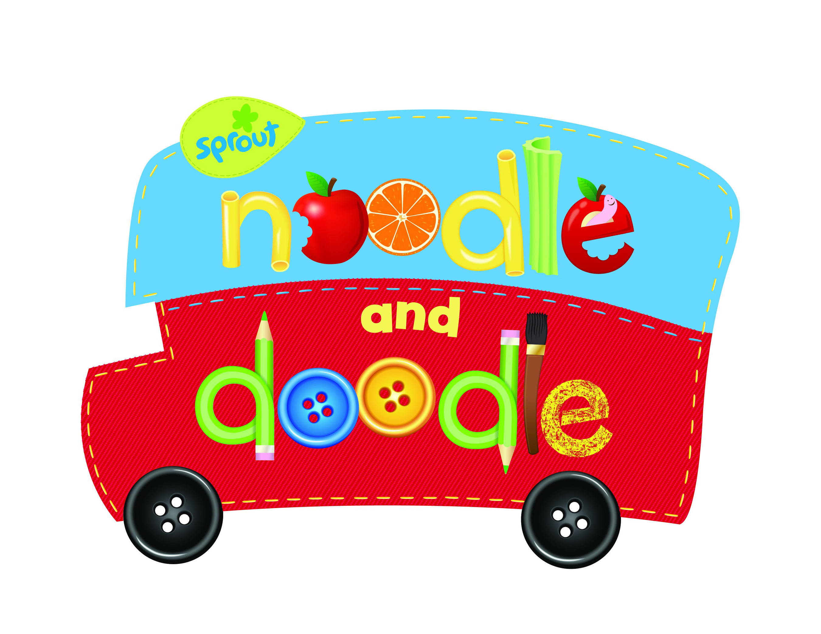Noodle and Doodle to Debut on Sprout in September – The Next Kid Thing