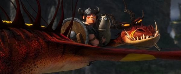 how to train your dragon movie age rating