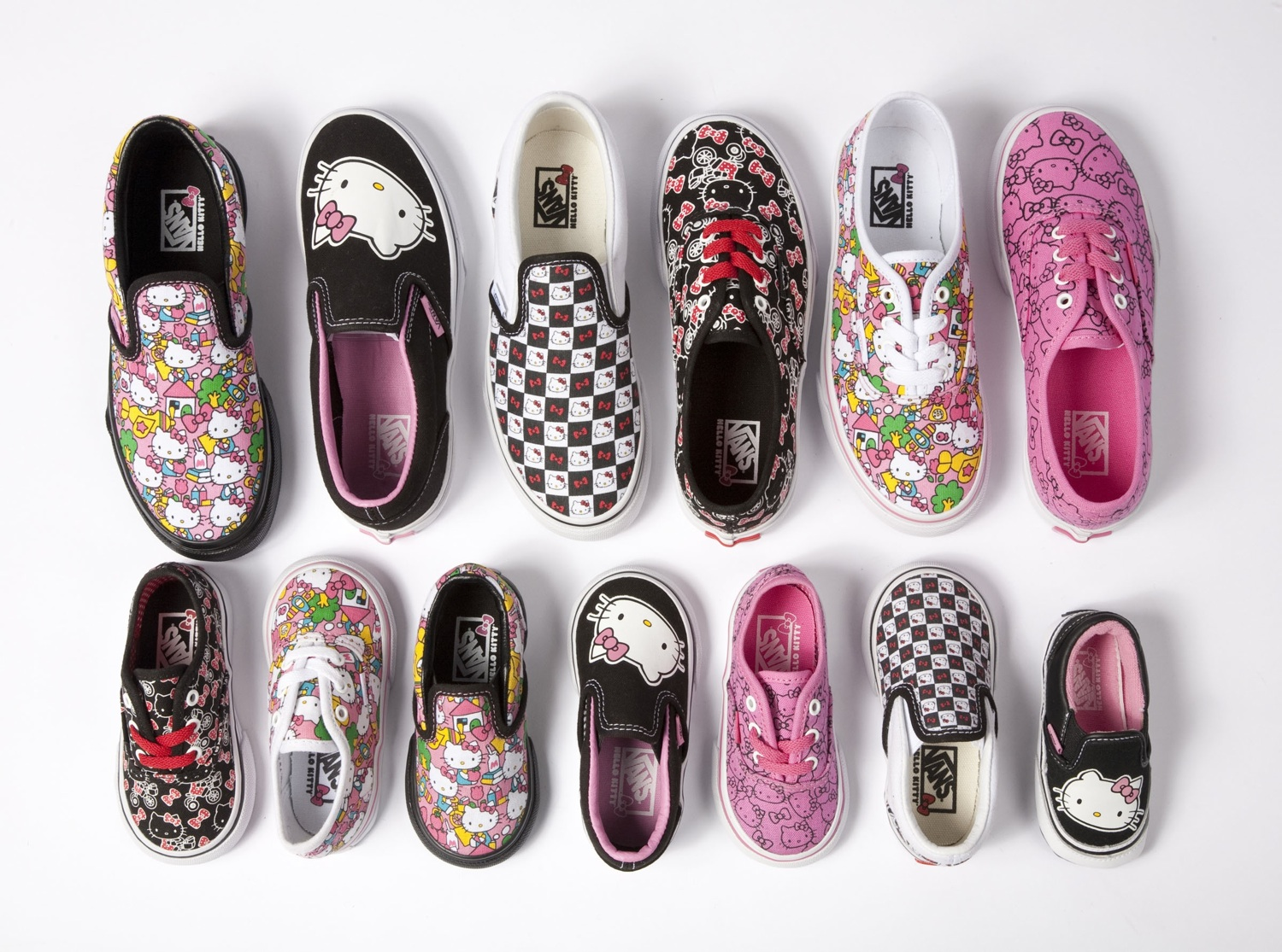 33dbb2dde8 Vans to Release Hello Kitty Kicks – The Next Kid Thing